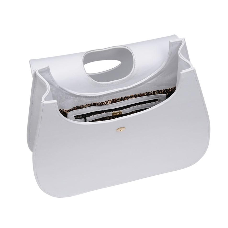 VESPULA White Tote BAG antbag by ania